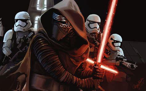 tutorial video star star wars the force awakens digital painting