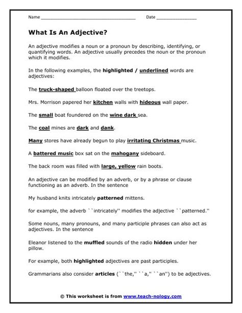 Adjective Essay Exle by Best 25 An Adjective Ideas On What S A Adjective What S An Adjective And