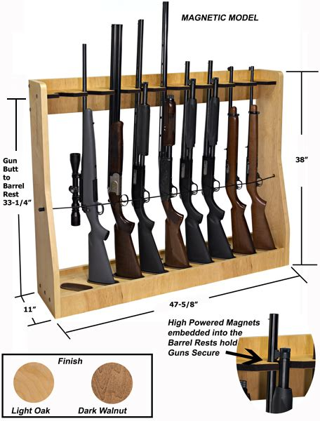 Gun Rack Designs by Quality Rotary Gun Racks Quality Pistol Racks Magnetic Vertical Gun Rack Floor Stand Or Wall
