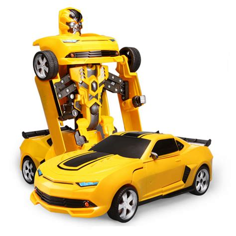 New Deformation Robot Tranformer Bumble Bee Murah buy new transformers bumblebee remote figure transformation robots in