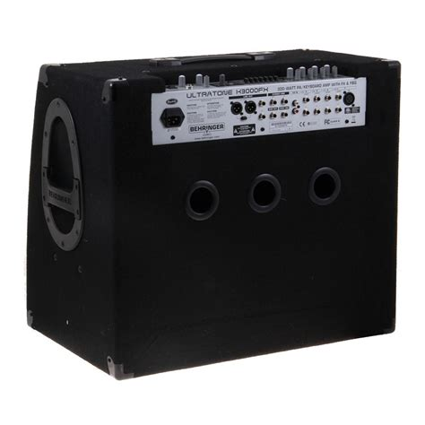 Lifier Keyboard Behringer K3000fx K 3000 Fx K 3000 Fx behringer k3000fx ultratone keyboard ex demo at