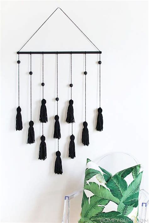 Hiasan Dinding Homedecor Walldecor Welcome top 10 posts from 2015 tassels modern and walls