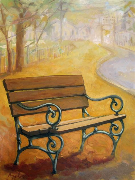 art work bench painting a day art blog original oil paintings on canvas