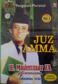 download mp3 murottal h muammar za download murottal 30 juz oleh h muammar za situs