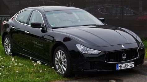 Average Price For A Maserati by How Much Do Maserati Sports Cars Generally Cost
