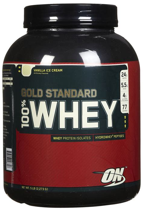 Terbatas Whey Gold Standard 5 Lbs Optimum Nutrition Gf677 vanilla 5 pound optimum nutrition 100 whey gold standard ebay