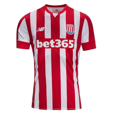 Stoke City Home 1516 Official stoke city home shirt 2015 16 www unisportstore