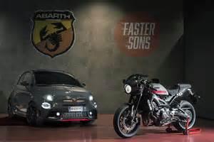 Abarth Motors Yamaha Xsr900 Abarth La Special Ad Eicma