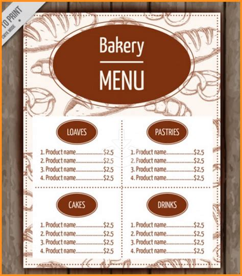 restaurant menu templates for mac 28 free restaurant menu templates for mac restaurant