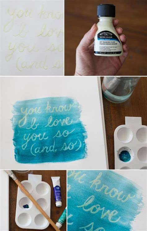 watercolour quotes tutorial ombre watercolor quote tutorial permanent riot for the