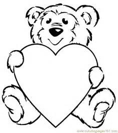 coloring pages teddy bear coloring 001 3 cartoons gt free printable coloring