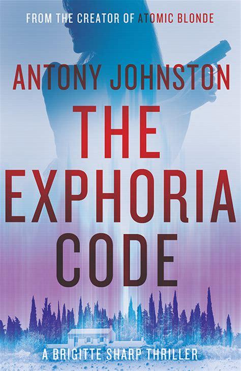 the exphoria code books antony johnston
