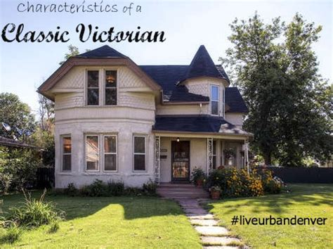 Queen Anne Style Homes by Characteristics Of Victorian Architecture
