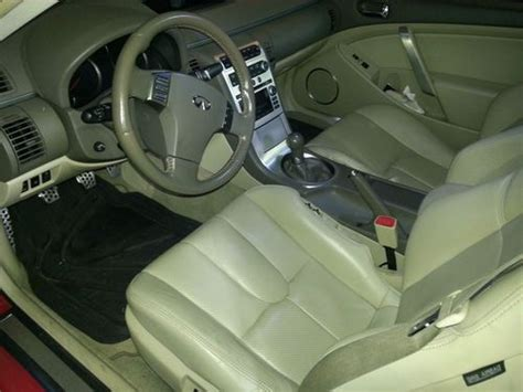 car service manuals pdf 2006 infiniti g35 interior lighting purchase used 2006 laser red g35 coupe w luxury sport package in san jose california united
