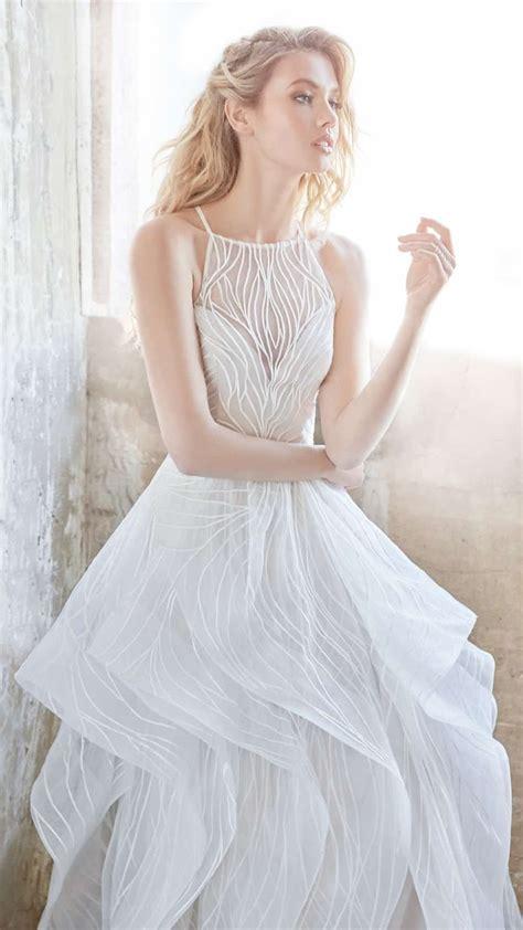 hayley paige bridal dresses wedding dresses new wedding dresses by hayley paige for spring 2018