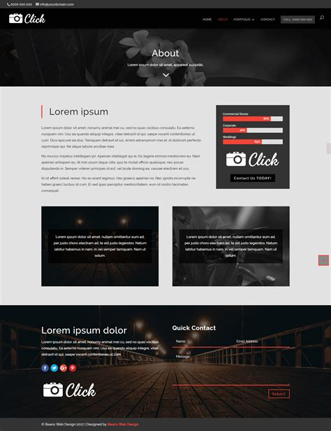 demonstration speech exle template demo templates 28 images top best responsive templates