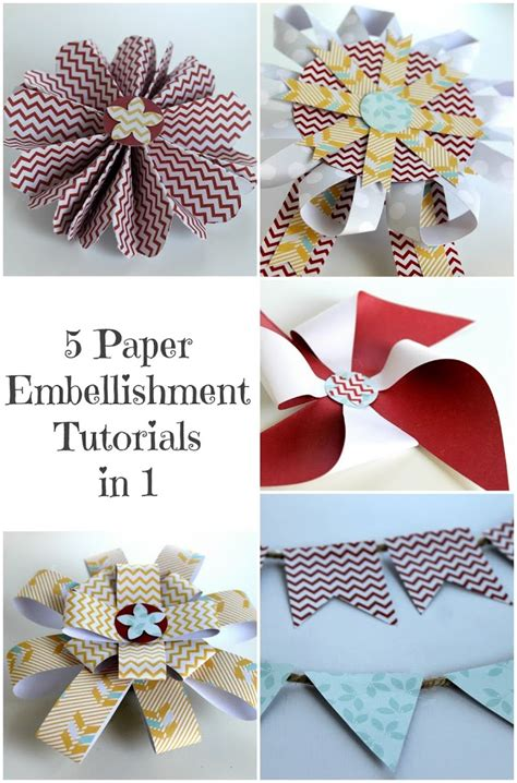 paper crafting tutorials my best paper craft tutorials child at
