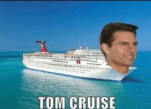 Cruise Ship Meme - tom cruise meme tumblr