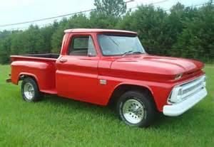 buy used s 1966 chevrolet swb stepside truck