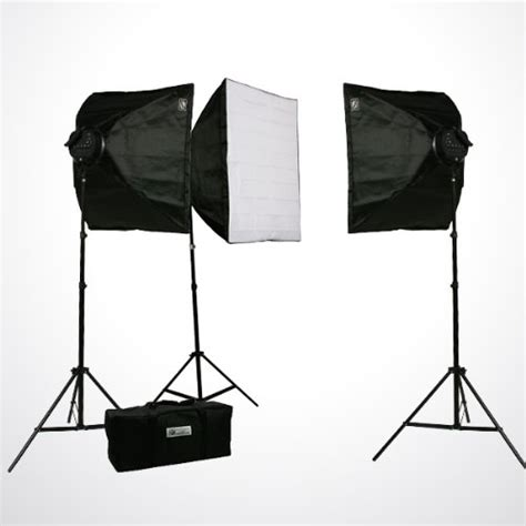 Softbox Lighting Kit black friday ephoto pro studio 4500w digital