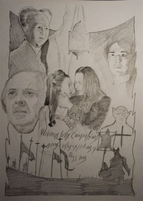 anthony hopkins keanu reeves portrait of gary oldman anthony hopkins keanu reeves