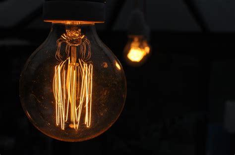 String Light Chandelier Vintage Light Bulb