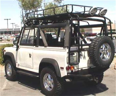 land rover safari roof rover connection land defender safari roof rack