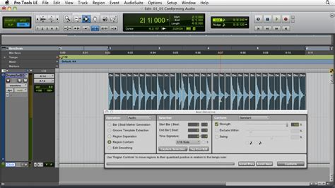 drum editing tutorial pro tools projects editing drums using beat detective and