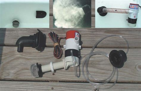 ranger boat livewell not holding water keep alive ka 1100 rk permanent livewell recirculating kit