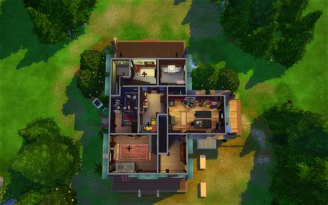 mystery shack floor plan mod the sims mystery shack