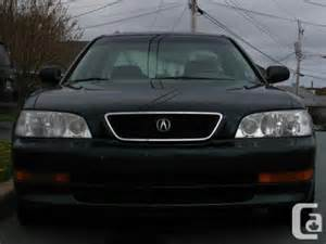 1997 Acura Tl Parts Working 1997 Acura Tl Loaded For Repair Or Parts Obo For