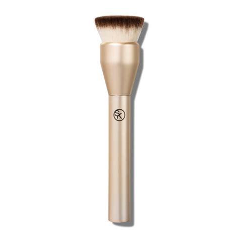 Flat Foundation Brush kashuk flat top foundation brush target