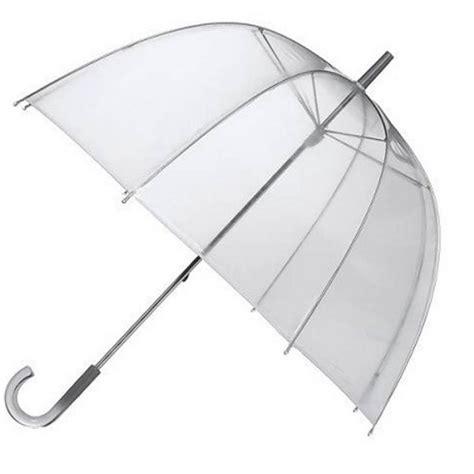 "Wholesale Cloak 46"" Clear Dome/Bubble Umbrellas   Buy"