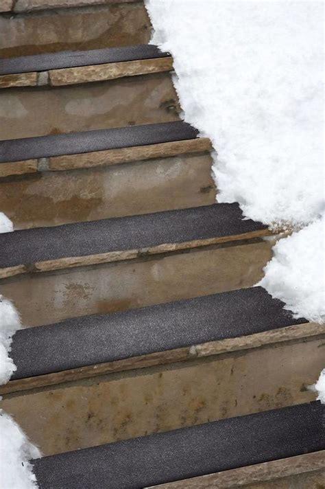 heattrak residential snow melting stair mat 187 gadget flow