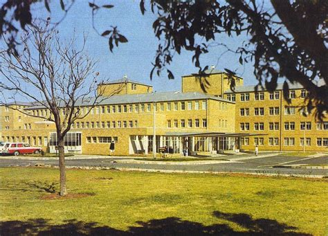 worcester provincial hospital  town
