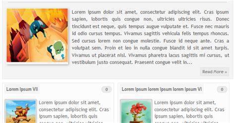 magazine layout blog how to create magazine style with post summaries and
