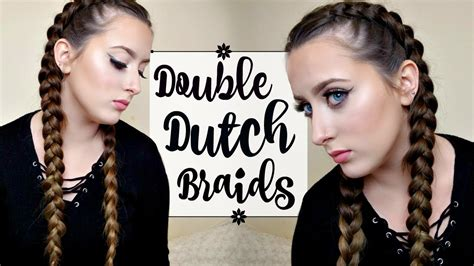 how to braid your own hair youtube how to dutch french braid your own hair youtube