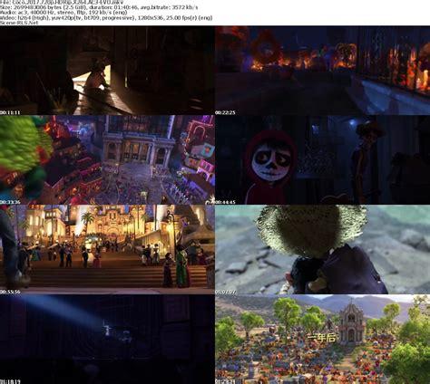 coco hdrip coco 2017 720p hdrip x264 ac3 evo scene release