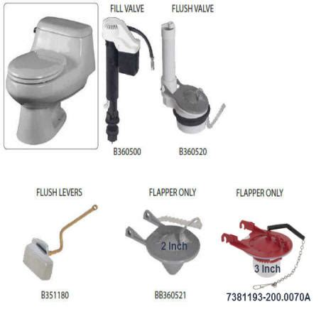 Briggs Plumbing Parts by Briggs Plumbing 6080 6085 7427 Kingsley One