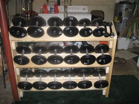 Build Dumbbell Rack by Dumbbell Rack Bodybuilding Forums Home
