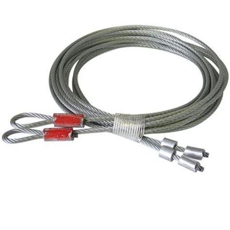 Garage Door Lift Cable by 1 8 X 102 7x19 Gac Garage Door Torsion Lift Cables