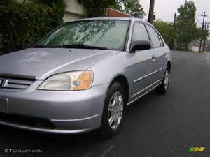 2001 satin silver metallic honda civic lx sedan 6026106