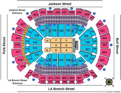 Toyota Center Seating Chart Concert Rihanna Toyota Center Tickets Rihanna April 15 Tickets