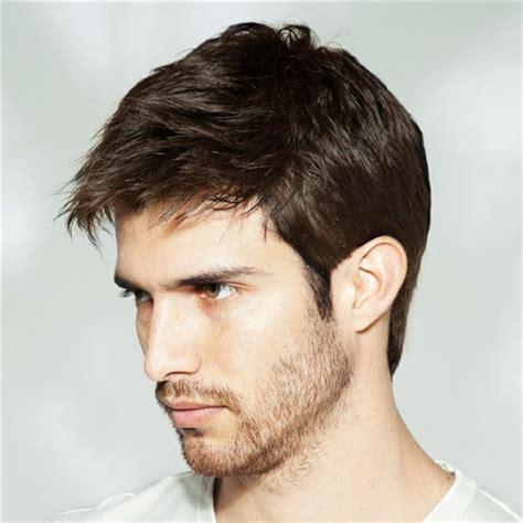 contoh rambut pendek pria terbaru  remaja