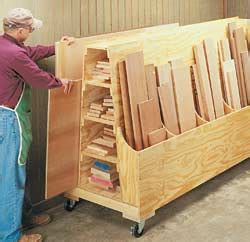 Free Woodworking Plans Corner Shelves by Wood Storage Cart Plans Ih8mud Forum