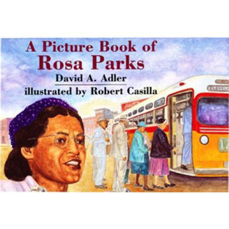 rosa parks picture book a picture book about rosa parks the learning basket