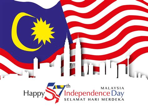 new year date 2014 malaysia a subdued 57th malaysia independence day or hari merdeka