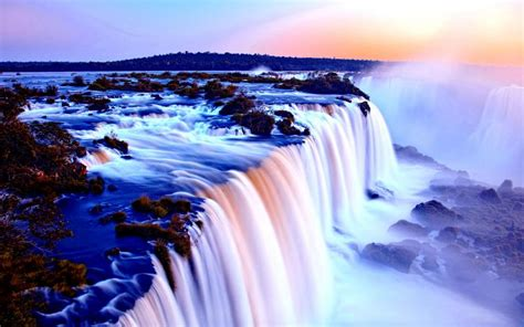 hd majestic falls wallpaper