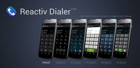 best t9 dialer replacement for android with themes - Best Android Dialer Apk