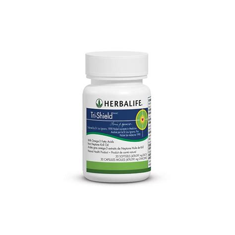 Tri Shield Neptune Krill Extract herbalife s targeted nutrition tri shield